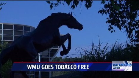 Student opinions mixed on tobacco free WMU campus   Share your Broadcast opinions online   Scoop.it