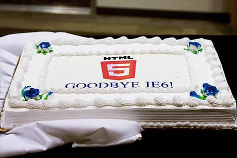 Microsoft celebrates the death of IE6 • The Register | DotNetNuke scoops! | Scoop.it