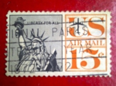 Postage US : Liberty of All 15 c | RedGage | Stamp Collection | Scoop.it