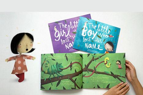 Tecnologías que escriben libros para niños | Libro electrónico y edición digital | Scoop.it