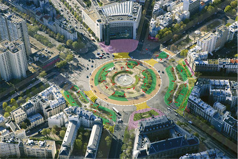 La place publique dans la ville l Demain la ville | Innovations urbaines | Scoop.it
