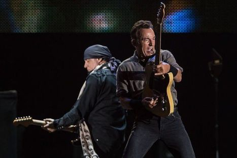 Bruce Springsteen sends Rock in Rio crowd into frenzy - Fox News | Bruce Springsteen | Scoop.it