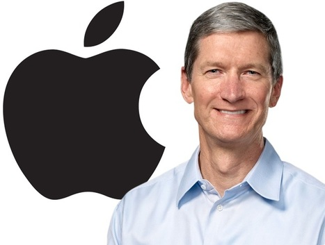 Apple CEO Tim Cook joins Weibo . | Business | Scoop.it