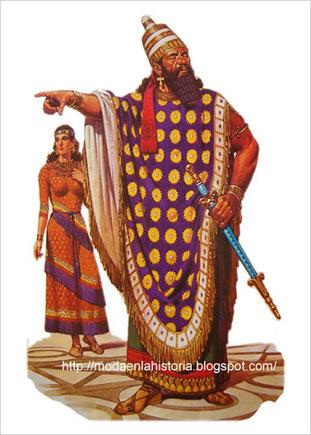 HISTORIA DE LA MODA : BABILONIA ASIRIA | La vestimenta y calzados también tienen su historia. | Scoop.it