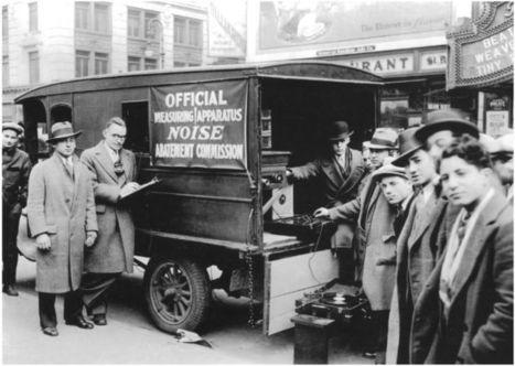 Exploring the Hilarious Noise Complaints of 1930s New York | DESARTSONNANTS - CRÉATION SONORE ET ENVIRONNEMENT - ENVIRONMENTAL SOUND ART - PAYSAGES ET ECOLOGIE SONORE | Scoop.it