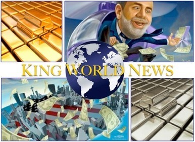 Stephen Leeb: If Europe Implodes You Will Have QE on Steroids   Gold and What Moves it.   Scoop.it