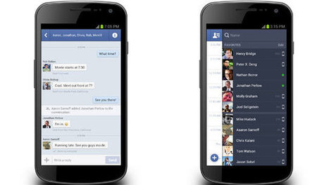 5 Security Tips for Facebook Mobile | Mobile (Post-PC) in Higher Education | Scoop.it
