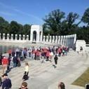 WWII Vets Knock Over Shutdown Barrier to Visit Memorial | Florida's Backyard History | Scoop.it