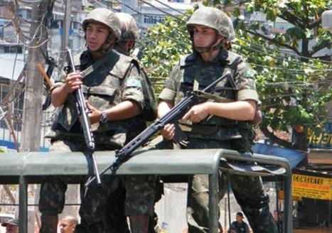 Sexe, drogue, chaos: le Brésil vu par la presse étrangère - Bluewin | Brésil 2014 au quotidien | Scoop.it