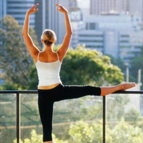 At-Home Barre Workout Routine - The Best Workout Routines of ... | Fitness | Scoop.it