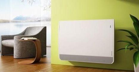 Le radiateur dynamique / réversible, chauffe en hiver et rafraîchit en été | Immobilier | Scoop.it