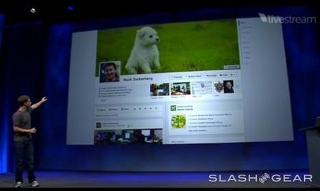 Zuckerberg reveals Timeline, a whole new Facebook at f8 2011 [Video] - SlashGear | An Eye on New Media | Scoop.it