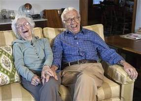 America's longest-married couple to celebrate 81st anniversary - TODAY.com | Thinking, Learning, and Laughing | Scoop.it