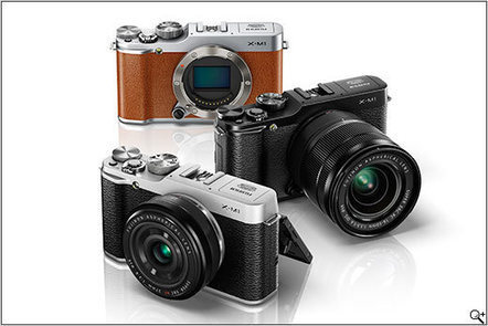 Fujifilm X-M1 Hands-on Preview: Digital Photography Review | Digital Photo Addicts | Scoop.it
