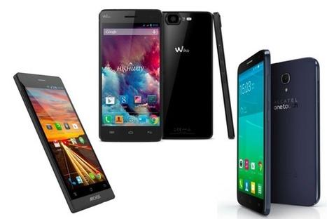 Tendance 2014: la guerre des smartphones low cost - Point GPhone | Veille smartphone | Scoop.it