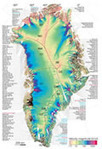 Greenland: A Digital Map of Ice Motion   Geology.com   APS Instructional Technology ~ Science Content   Scoop.it