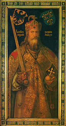 Charlemagne - Wikipedia | Ancient Cities | Scoop.it