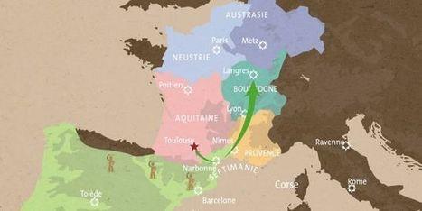 Quand le Languedoc était terre sarrasine | Remue-méninges FLE | Scoop.it