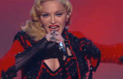 Madonna's Isolated Vocals From Grammys 2015 Performance Are Impressive | 16s3d: Bestioles, opinions & pétitions | Scoop.it