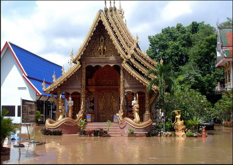 Chiang Mai flooding September 29 | Travelfish on Chiang Mai | Thailand Floods (#ThaiFloodEng) | Scoop.it