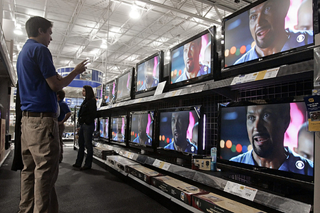 Eyeing an HDTV? Here's how to get the best deals. - Christian Science Monitor | Savings | Scoop.it