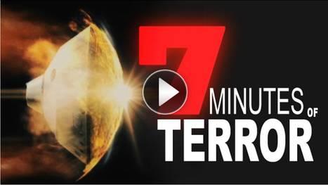Video: Curiosity's Seven Minutes of Terror - NASA Jet Propulsion Laboratory | EdsNotes | Scoop.it