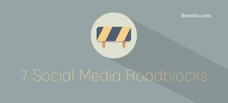 7 Roadblocks to a Successful Social Media Campaign | Social Media Divas | Scoop.it