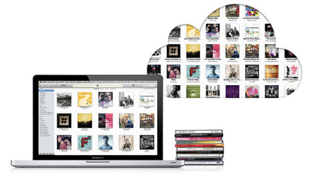 Digital Music Meets Its Match in Apple iCloud | Music business | Scoop.it