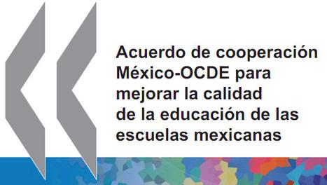 OCDE: lidera México en deserción de bachillerato - El Universal - Nación   Contra la Deserción Escolar   Scoop.it
