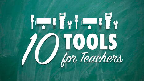 10 Tools for Teachers - August 2015 | Web 2.0 Tools in the EFL Classroom | Scoop.it