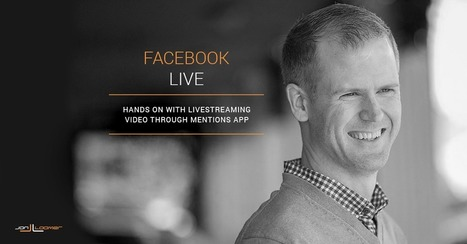 Facebook Livestreaming Video Through Mentions | Facebook for Business Marketing | Scoop.it