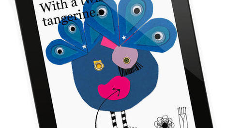 Former Kate Spade Art Director Develops An Adorbs Book App For Kids - Co.Design | Digital Storytelling Tools | Scoop.it