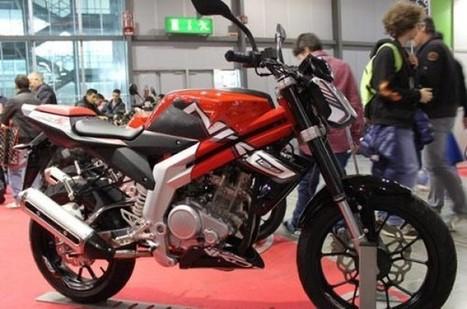 New EICMA motorcycle news 2013: Rieju RS3 125 Naked small Spanish lookée | Latest Bikes News | latestbikesnews | Scoop.it