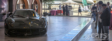 Pagani Huayra pretends to be a Koenigsegg to get in to the U.S. - Cars UK | Luxury Cars | Scoop.it
