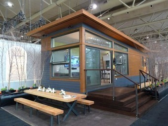 Modern prefab gets right price - needs Texas coast community for them | Texas Coast Real Estate | Scoop.it