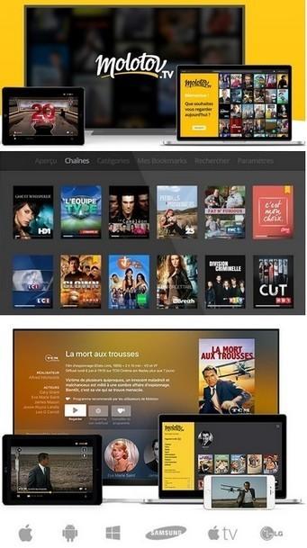 Molotov TV Fr 2016 Service Professionnel Gratuit - 35 chaînes TNT en live et en replay | Logiciel Gratuit Licence Gratuite | Scoop.it