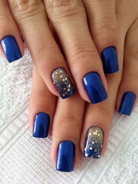 Christmas nails design idea 33 – Imagine | Fashion Home decor Tattoos Beauty Pictures | Scoop.it