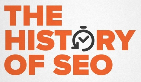 The History of SEO, and a Glimpse Into Its Future [SlideShare] | What is SEO now | Scoop.it