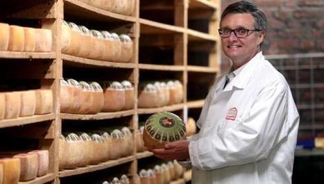 Roubaix : la Reine du Nord, une nouvelle marque pour les fromages César Losfeld | The Voice of Cheese | Scoop.it