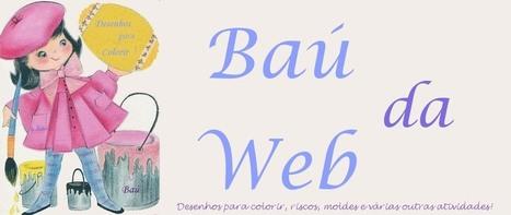 Baú da Web: Desenhos relativos à higiene pessoal para colorir | Ciências Naturais | Scoop.it