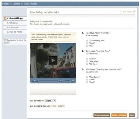 Los mejores cursos online de inglés gratis (IV) – Livemocha | E-Learning, M-Learning | Scoop.it