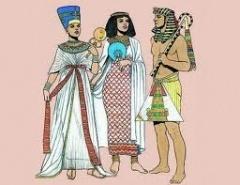 Indumentaria en el Antiguo Egipto | Indumentaria Antigua | Scoop.it