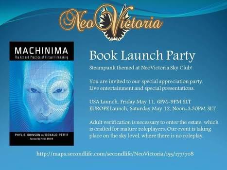 The NeoVictoria Project | The Machinimatographer | Scoop.it