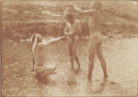 A Trio of Vintage Nude Males | Sex History | Scoop.it