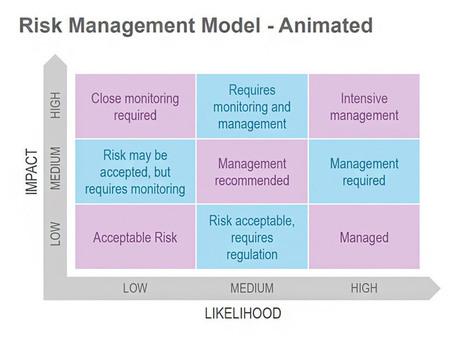 Risk Management Framework - Animated Keynote Slide | Cigar Reviews | Scoop.it