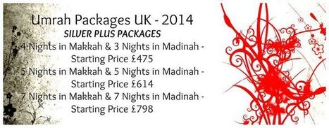 Umrah Packages - UK | Travel Tips | Scoop.it
