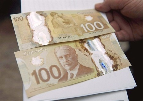 Gays, blacks nixed as images on Canada's new plastic bank notes: report | Social Studies 10F | Scoop.it