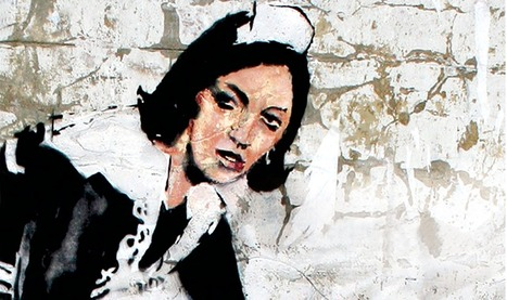 How Banksy Played The Art Market...And Won... | Art Market | Scoop.it