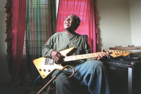 T-Model Ford, Late-Blooming Bluesman, Is Dead | American Crossroads | Scoop.it