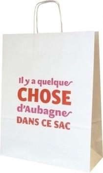 Un sac personnalisé pour la ville d'Aubagne - Le Sac Publicitaire   Sac papier publicitaire   Scoop.it
